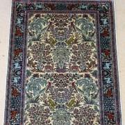 Shikaar Kashmir Silk Carpet