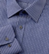Marks and Spencer Extreme Pure Cotton Stripe Shirt