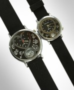 Face Time Wrist Watch Combo Of 2