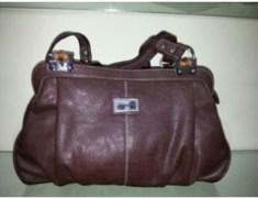 Looks KingsBerry Ladies Leather Handbag
