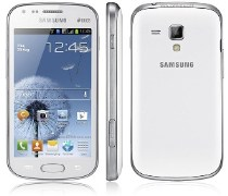 Samsung 7562 mobile phone