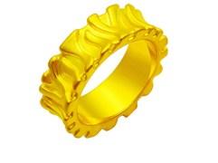 D N Jewellers 3D-KET Ring R0028