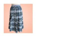 Hand Block Printed Skirts