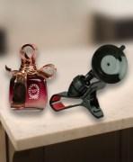 Car Universal Holder & Janita Joy Car Perfume (Combo of 2)