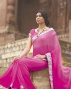Radha Chiffon Designer Saree