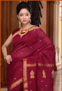 Punam Cotton Silk Saree