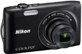 Nikon Coolpix S3300 Point & Shoot Camera