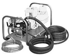 Power sprayer pump MO708P