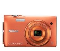 Nikon S3500 Camera