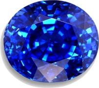 Ojas Astrovision 3CT Blue Sapphire