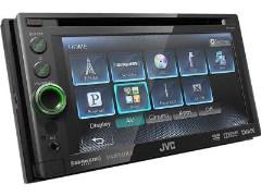 JVC KW-AV61 Car Music System