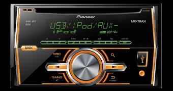 Pioneer AVH-X1590DVD Car Music System