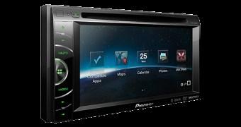 Pioneer AVH-X2590BT Car Music System
