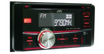JVC KW-XG56T2 Car Music System