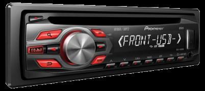 Pioneer DEH 1590UB Car Audio System
