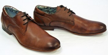 Almond Mens Formal Shoes
