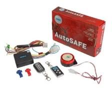 New Bike Auto Safe Security System