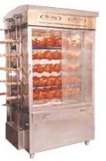 Hot King 25 Birds Capacity Griller