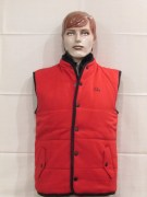 Comfort Inn GS_0335 Half Sleeve Casual Jacket