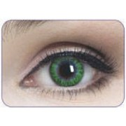 Fresh look Monthly Disposable Colored Lenses (bbos-013-Red)
