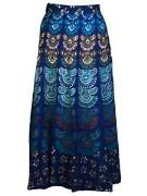Shopatplaces PJRS221 Jaipuri Wraparound Skirt
