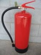Safety First Fire Extinguisher