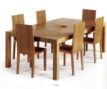 The Techcreat India Dining Table