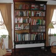 The Techcreat India Iron Book Shelf