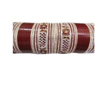 Birla Jewellery Punjabi Wedding Bangels