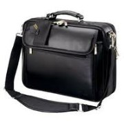 Elolam Leather Laptop Bag