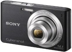 Sony Cybershot DSC-W610 Point & Shoot Camera