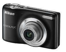 Nikon Coolpix L25 Point & Shoot Camera