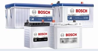 Bosch Passenger Car Batteries