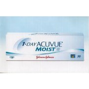 Johnson & Johnson Moist Acuvue Lenses