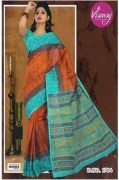 Vismay Cotton Saree