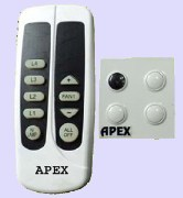 Apex Modular 3 Points Remote Switch