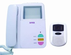 Apex Wall Mount Single User Video Phone