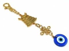 Anjalika Victory Banner Evil Eye Mystic Knot