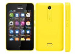 Nokia Asha 501 Mobile Phone