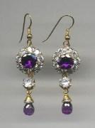FASHIONIKA American Diamond earings