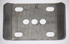 JI 75 inch Vehicle Spring Plate