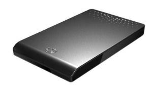 Seagate FreeAgent Go 500GB External Hard Drive