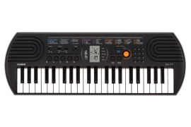 Casio Electronic Keyboard SA-77