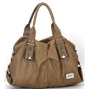 Ocean Luggage Leather May Handbag