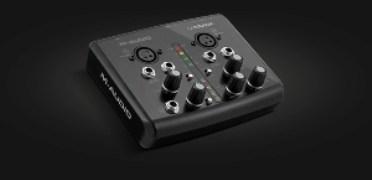 M-AUDIO M-Track USB Audio