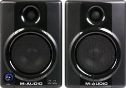 M-AUDIO Studiophile AV 40 Monitor Speakers