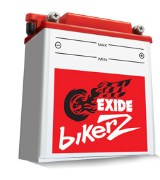 Exide Bikerz 12EB9-B Batteries