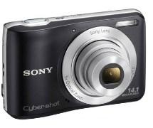 Sony Cybershot DSC-S5000 Point & Shoot Camera