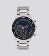 Fastrack 3072SM03 Chronograph Steel Watch