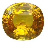 Geoshine Special Yellow Sapphire Gemstone